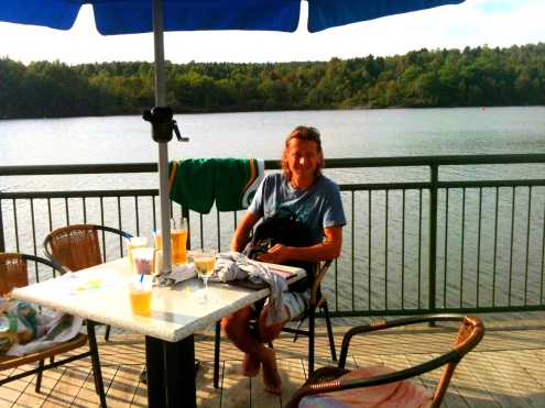 Cafe at Rockwood Park Campgrounds