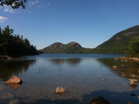 Bubble Pond, Acadia National Park