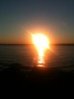 Last sunset...until next year