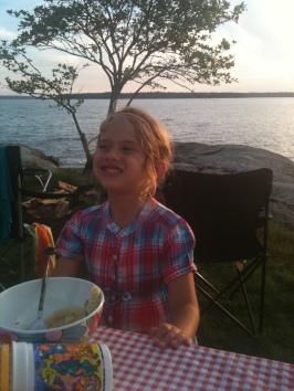 Seaside supper