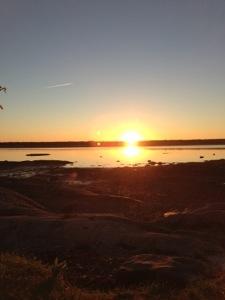 Bob's sunset
