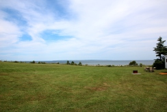 A view to the Northumberland Strait.