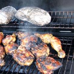 Piri Piri Chicken with Two-way Potatoes