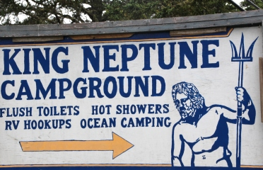 Closest campground to Peggy's Cove.