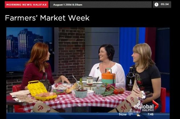 Global & Farmers Market Week