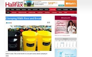 Herald Glamping 4 R&B