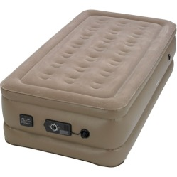 Single, thick air mattress