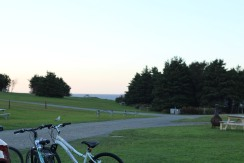Don't forget the bikes. Campground cycling or exploring your region, hop on and get peddling this summer.