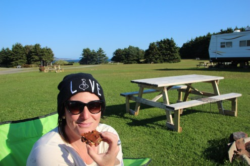 MacLeod's Campground, Cape Breton Island
