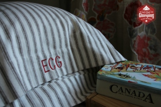 ECG loves a good night's kip as you'll discover in the fine details of our Deluxe Slumber Packs.