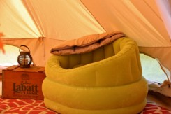 4M Ultimate Bell Tent www.eastcoastglamping.ca
