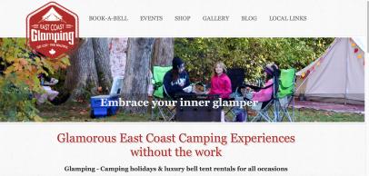 www.eastcoastglamping.ca EastCoastGlamping.ca