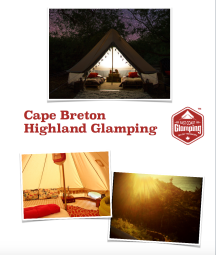 Cape Breton Glamping Road Trip with East Coast Glamping