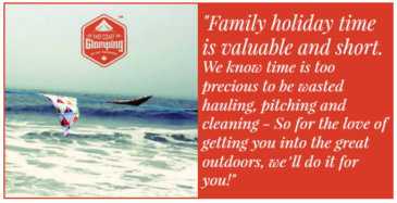 Getting families outdoors