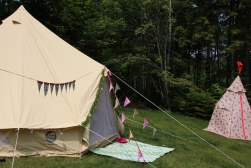 Bell Tent Lounge