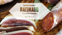 Ratinaud French Cuisine has made pate, cheeses and cured meats