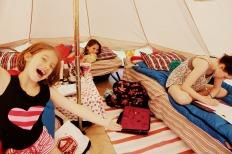 Whiddens Campground, Antigonish, June.
