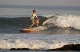 Learn to Surf pack with East Coast Surf School