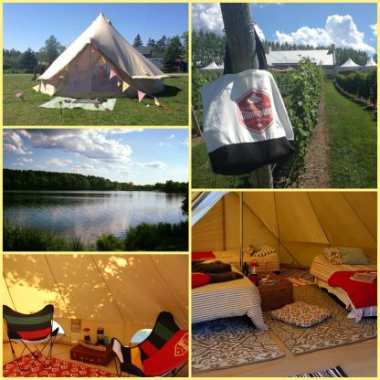 ValleyGlampingCollage